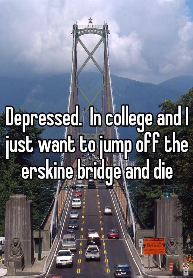 Depressed.