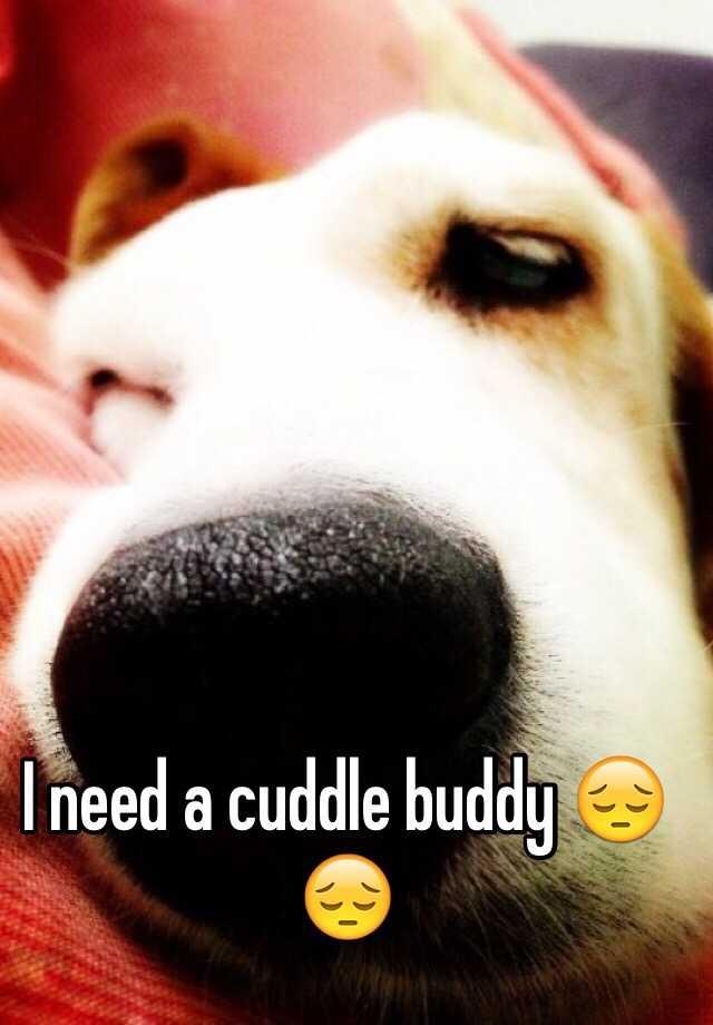 I need a cuddle buddy 😔😔