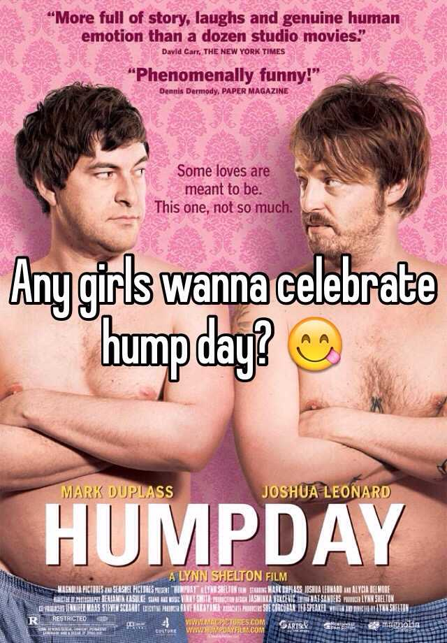Any girls wanna celebrate hump day? 😋